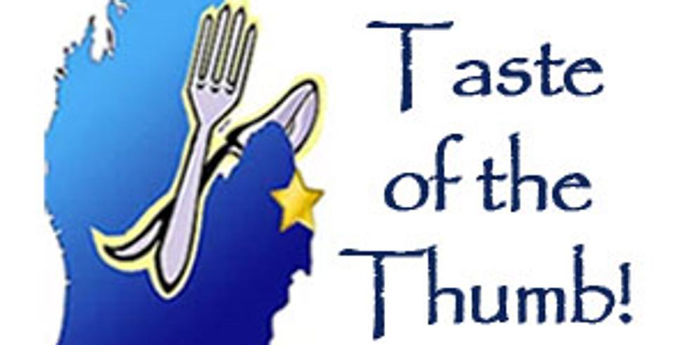 Taste of the Thumb