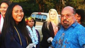 Lulus dengan Magna Cum Laude di AS, Mahasiswi Papua Rindu Kampung Halaman