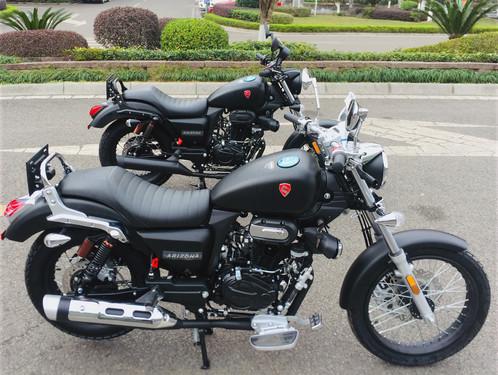 Arizona Serie speciale noire & chrome.jp