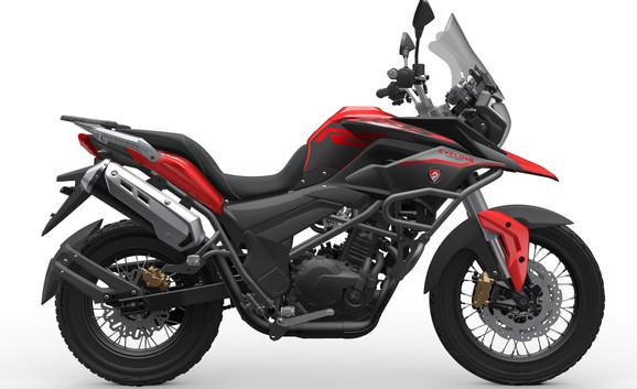 RX3 S 400 Rouge/Noire