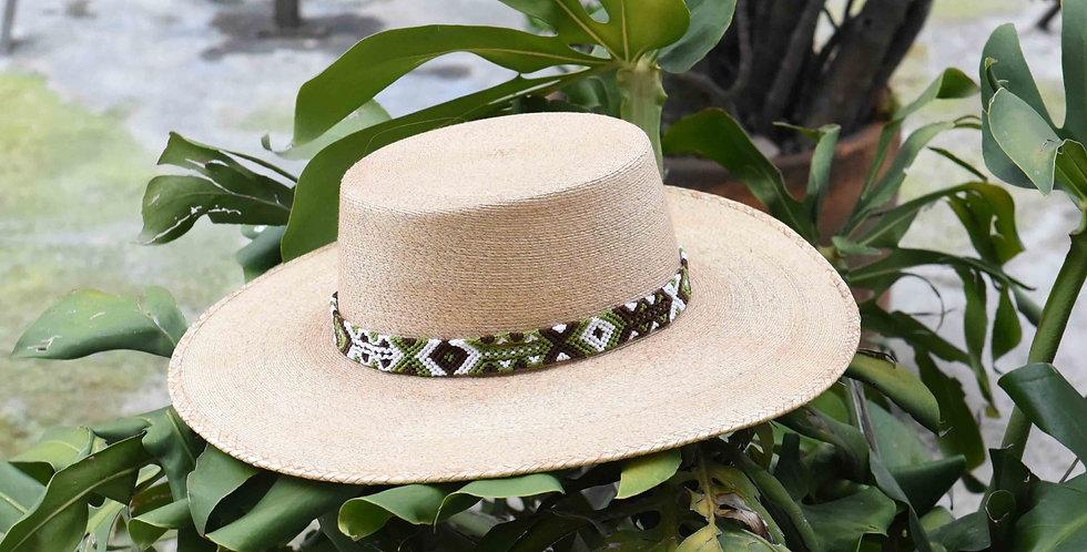 Cordobéz hat brown