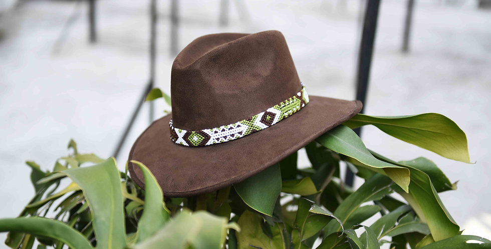 Indiana Brown Hat