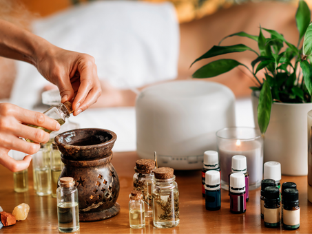 Essential Oils for Every Mood