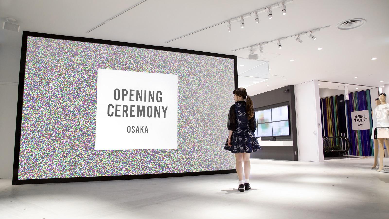 OPENING CEREMONY OSAKA