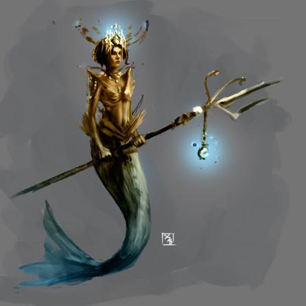 Mermaid Royalty