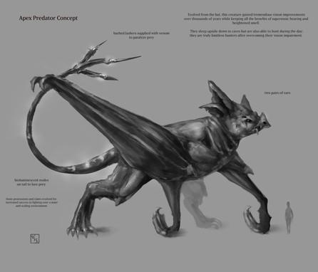 Apex Predator Concept