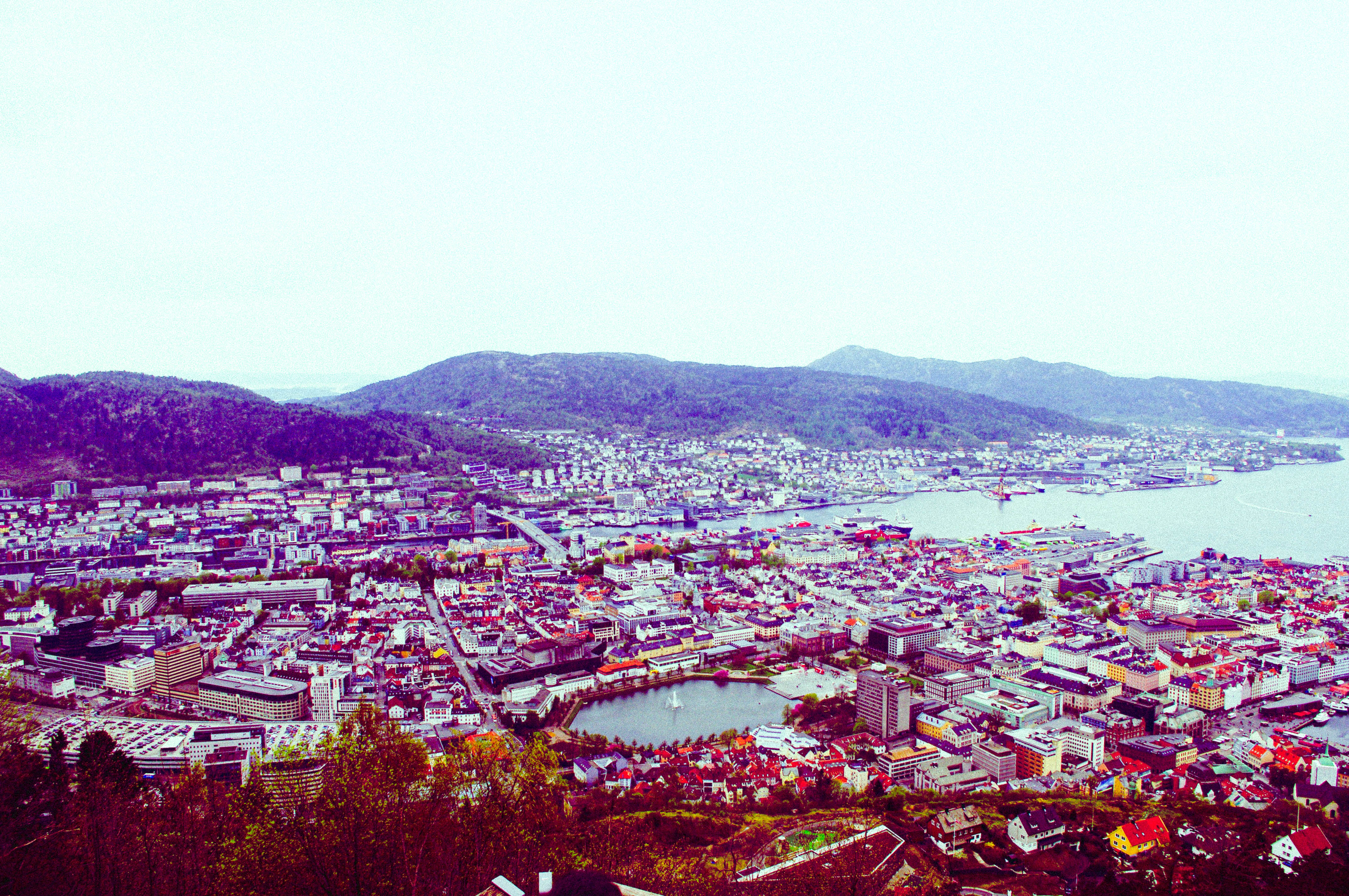 Norway Mountain View
