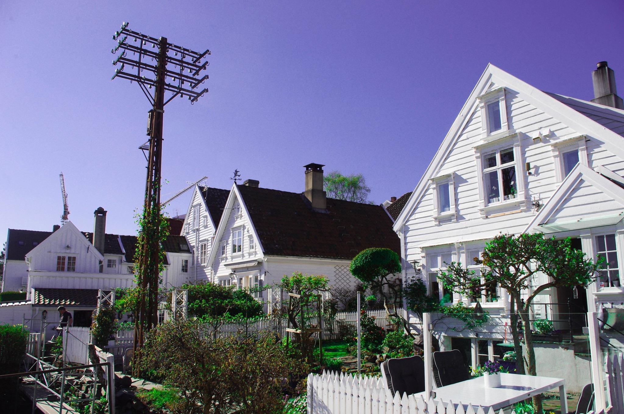 Stravanger Houses