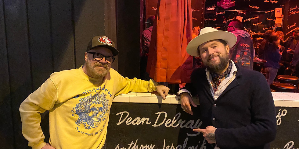 Dean Delray and Jay Buchanan of Rival Sons