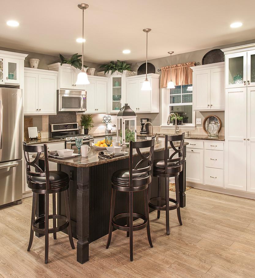 2-toned Kitchen
