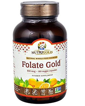 Folate Gold 180 vcaps