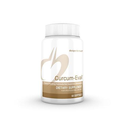 Curcum-Evail® 60 softgels