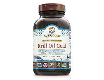 Krill Oil Gold
