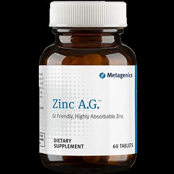 Zinc A.G. 20 mg 60 caps