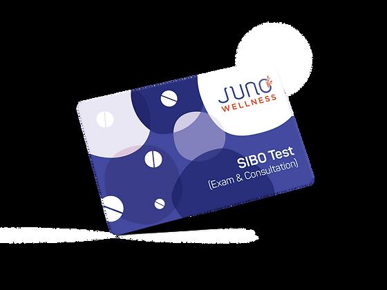 SIBO Test (Breath Test) & Nutrition Consultation
