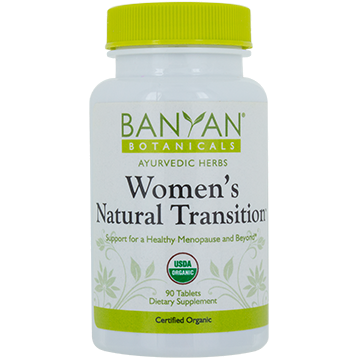 Women's Natural Transition, Org 90 tabs