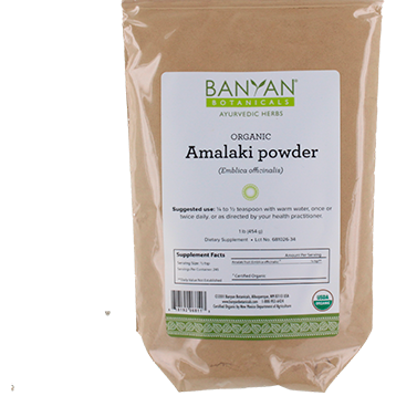 Amalaki Fruit Powder, Organic