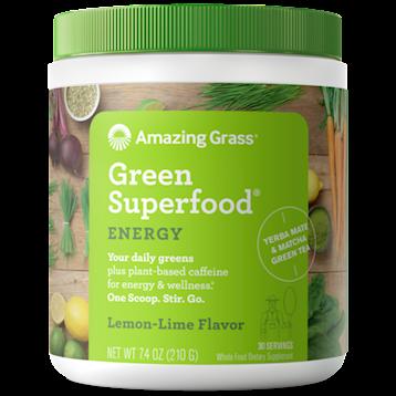 GSF Lemon-Lime Energy 30 servings