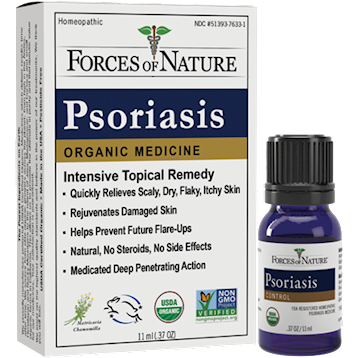 Psoriasis Relief Organic .37 oz