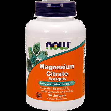 Magnesium Citrate 90 softgels