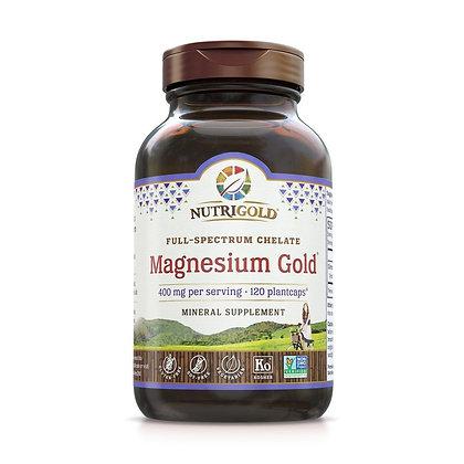 Magnesium Gold 120 vcaps