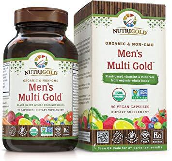 Men's Multi Gold