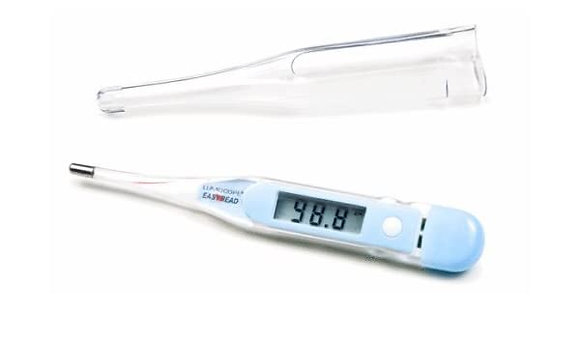 Digital Thermometer Oral, Rectal and Under Arm