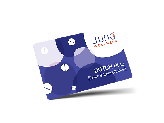 DUTCH Plus (Urine and Saliva Hormone and Cortisol Test) & Nutrition Consultation