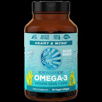 Omega Vegan DHA EPA 60 softgels