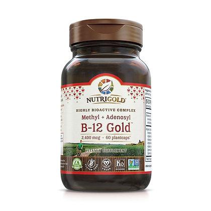 Vitamin B-12 Gold 60 capsules