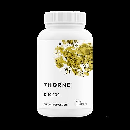 Vitamin D 10,000IU - 60 capsules