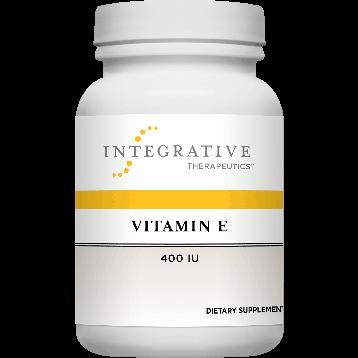Vitamin E 400 IU 60 softgels
