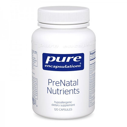 PreNatal Nutrients - IMPROVED