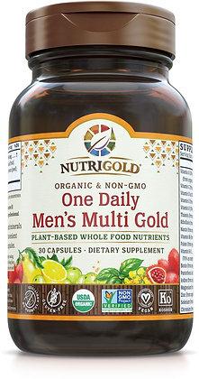 One Daily Men's Multi Gold 30 capsules