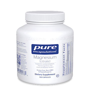 Magnesium (citrate) 150 mg 180 vcaps