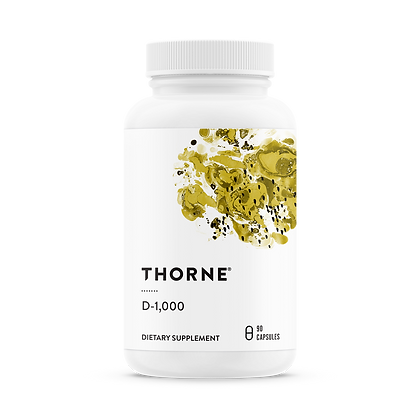 Vitamin D-1,000 - 90 capsules