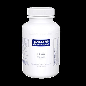BCAA 600 mg 90 vegcaps