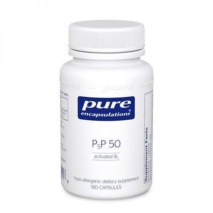 P5P 50 (activated vitamin B6) 60 caps