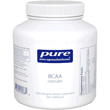 BCAA 600 mg 250 vegcaps