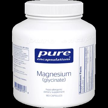 Magnesium (glycinate) 180 caps