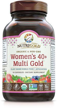 Women's 40+ Multi Gold 90 capsules