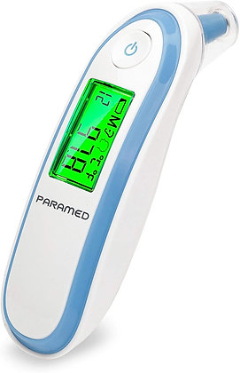 Digital Infrared Forehead and Ear Thermometer by Paramed