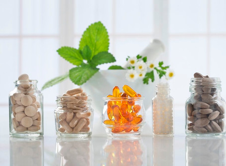 Common Myths about Vitamins & Supplements