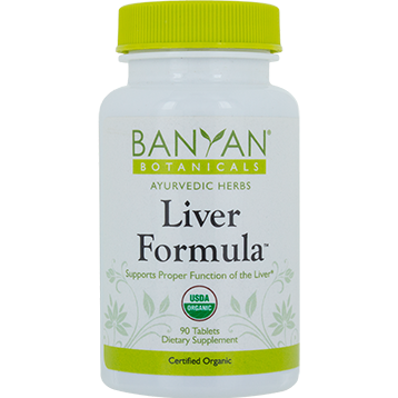 Liver Formula 500 mg 90 tabs