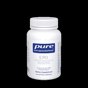 E.P.O. (evening primrose oil) 100 gels