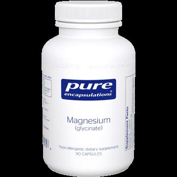 Magnesium (glycinate) 90 caps