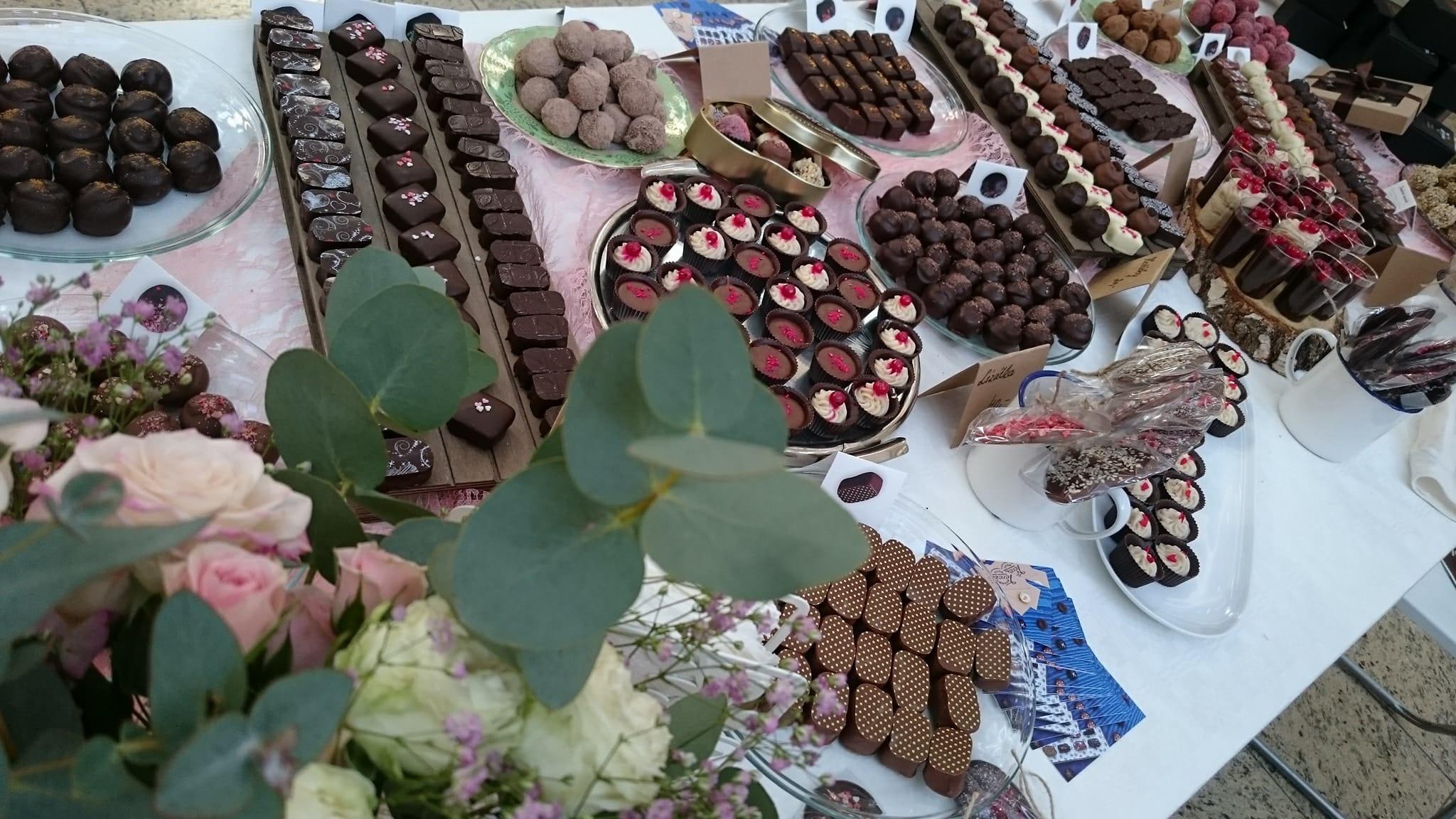 Čokoláda orgie