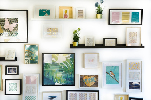 Marvelous How Much Would That Cost Series Hanging Floating Shelves Interior Design Ideas Inesswwsoteloinfo