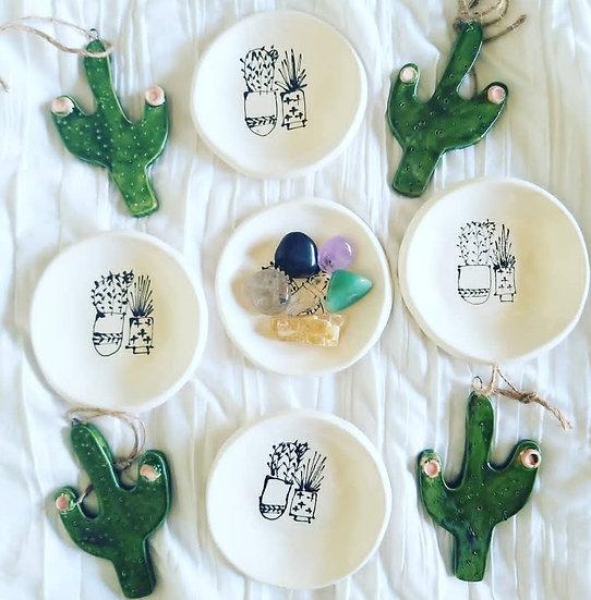 House Plant Trinket Dish
