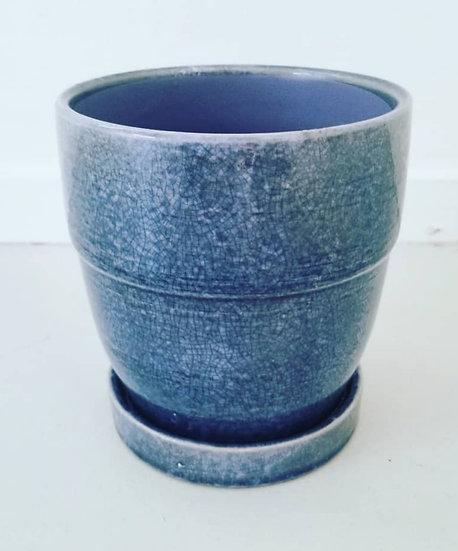 "7"" Ceramic Planter-Various Colors"